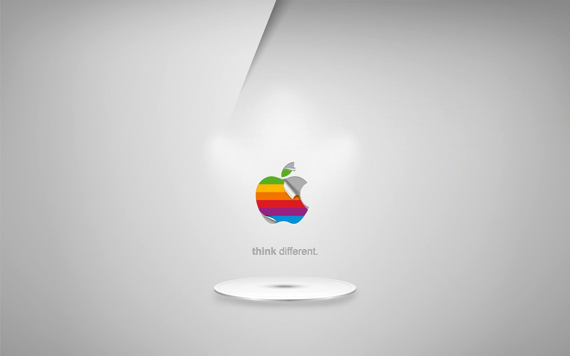 steve jobs think different apple mac desktop wallpaper apple | hd