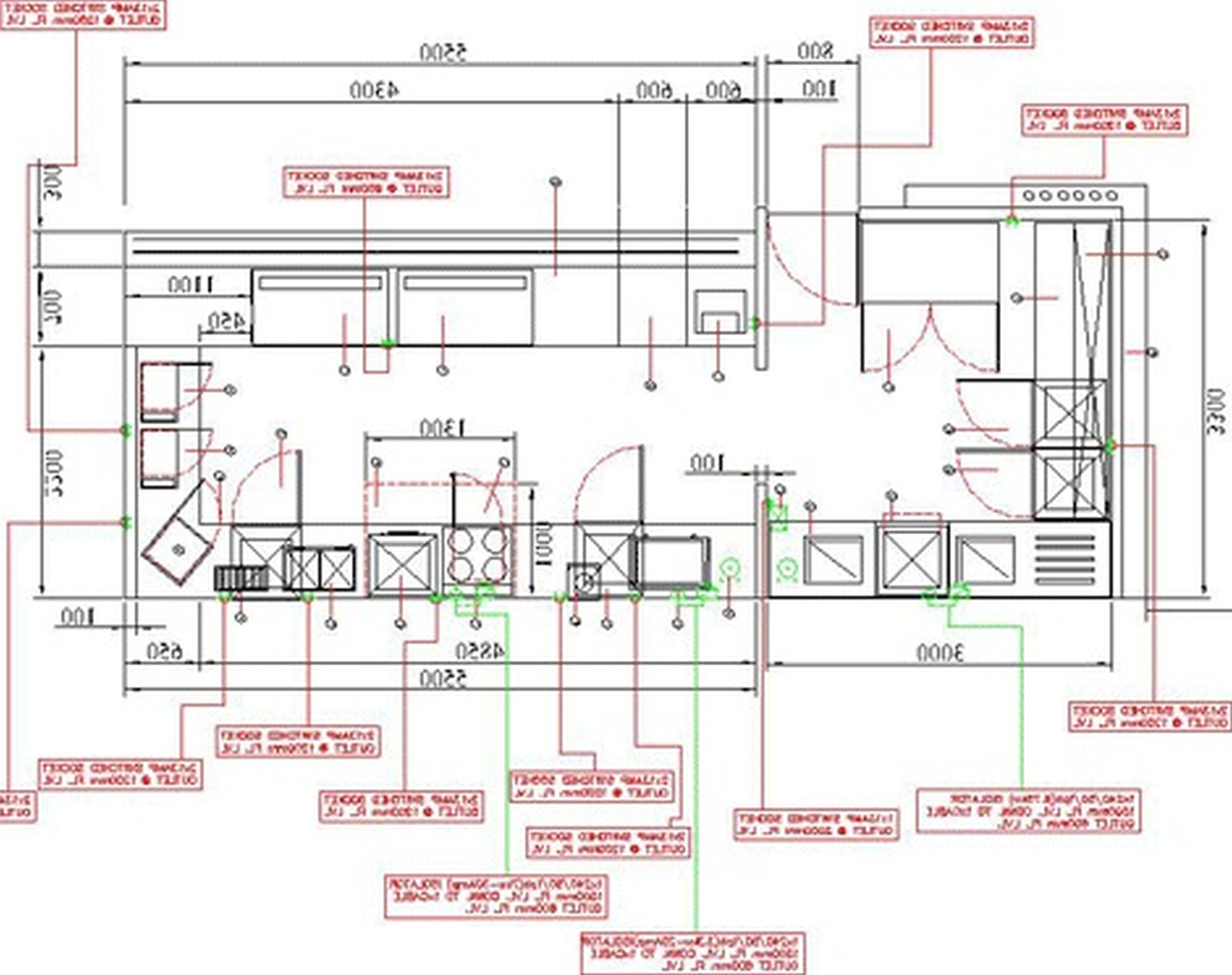 Superb Kitchen Layout Design Software Brilliant Free
