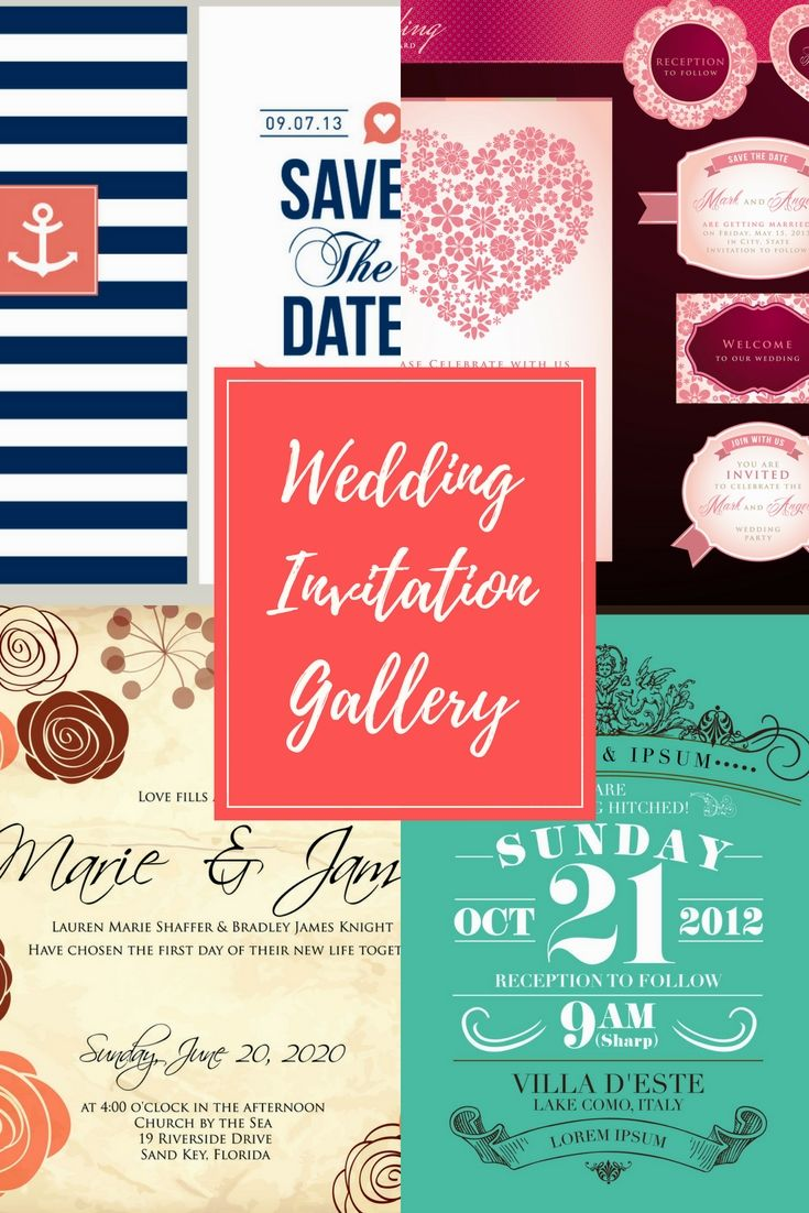 Funky Key West Wedding Invitations Mold Invitations And