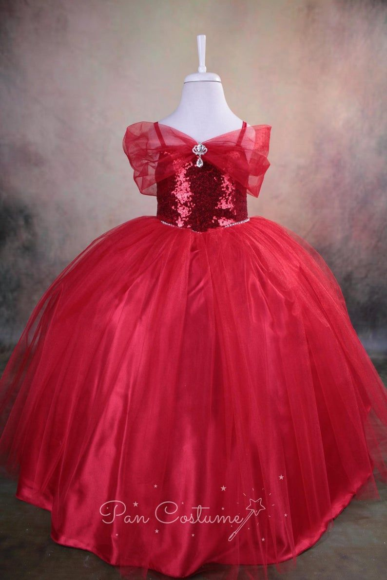 Red Princess Costume Red Sequin Tulle Dress For Toddler Red Etsy Princess Costumes For Girls Princess Costume Red Princess [ 1191 x 794 Pixel ]