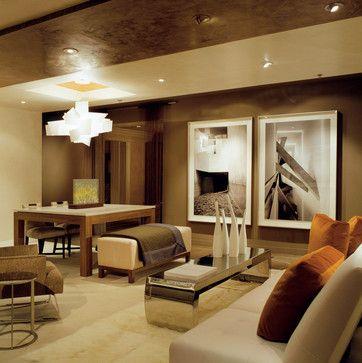 DC Design Center Show House   Contemporary   Living Room   Dc Metro    Studio Santalla