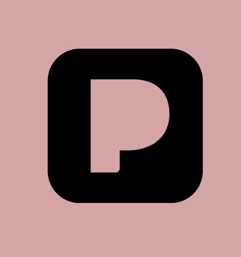 Pandora Pink Logo Ios 14 Apple Icon Iphone Design Pandora Pink