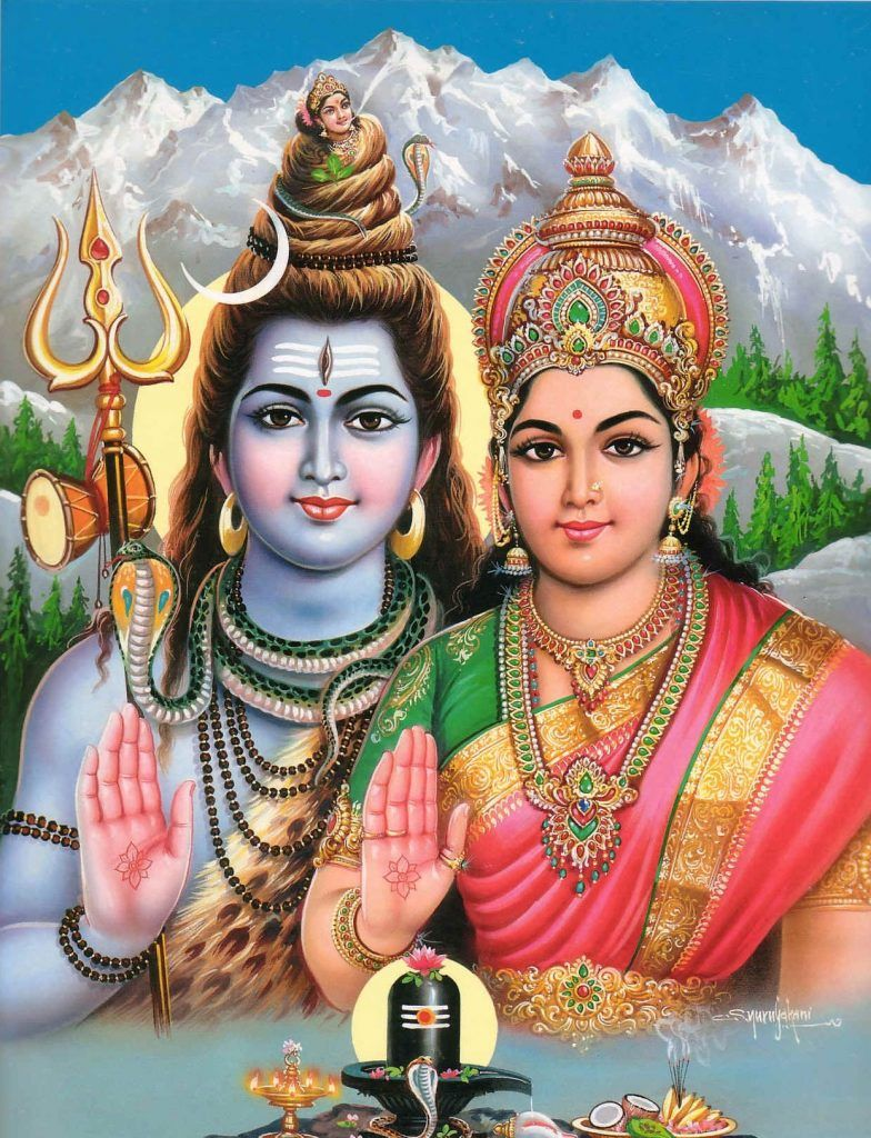 Did You Know The Significance Of Fasting On These Days Lord Shiva Lord Shiva Pics Lord Shiva Painting Hd wallpapers of lord shiva and parvati