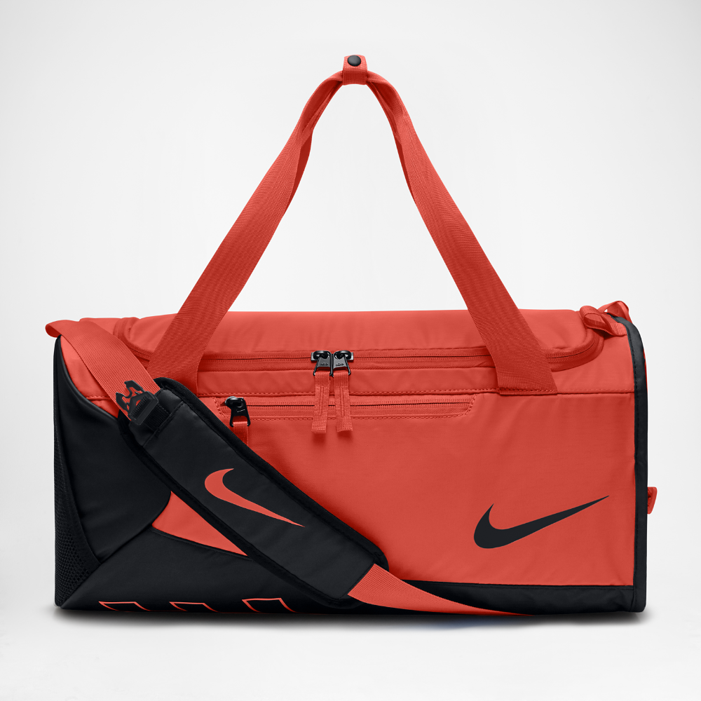 Nike Alpha Adapt Crossbody Kids Duffel Bag Orange Clearance