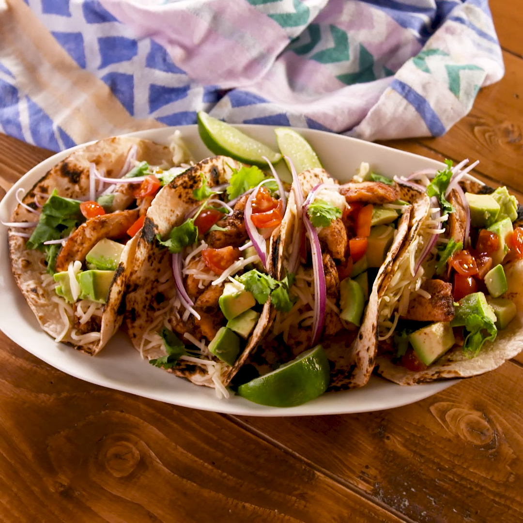 Best-Ever Chicken Tacos
