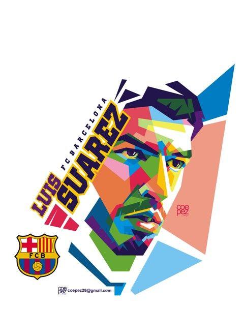 """Los Cules"" FC Barcelona. - Luis Suarez"