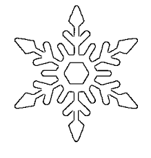 Image Result For Printable Snowflakes To Make Navidad Pinterest