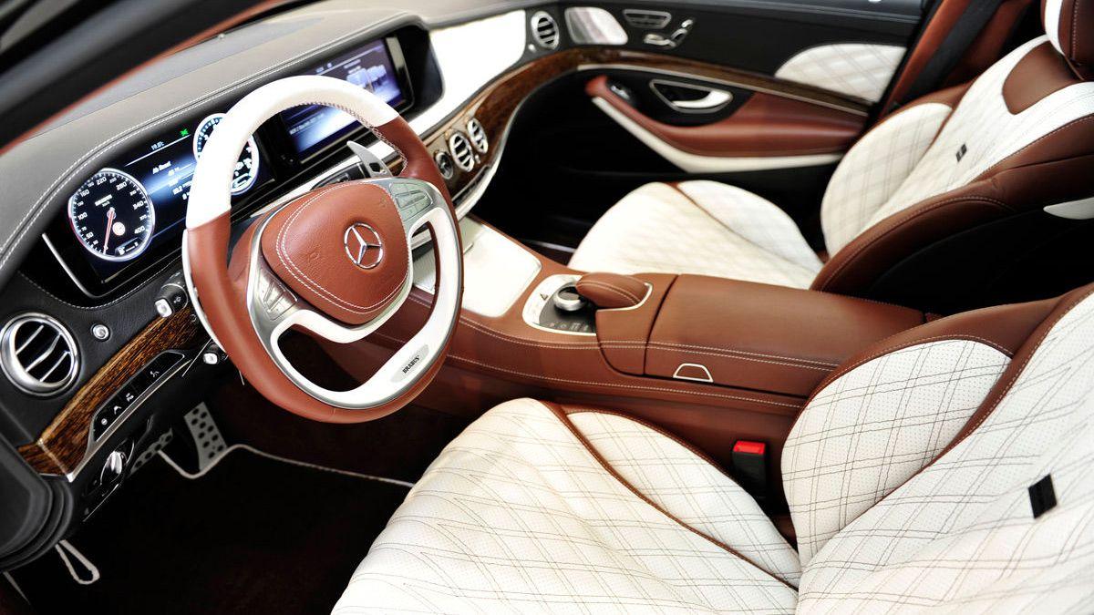 Scaldarsi motors maybach based 1 5 million emperor i is a sight to - Mercedes Maybach S 600 Brabus Interior