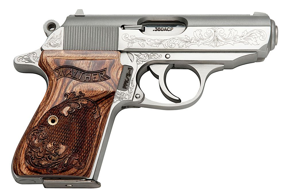 Gun Photos: 20 Cool Modern Firearms | Pinterest | 380 acp, James ...