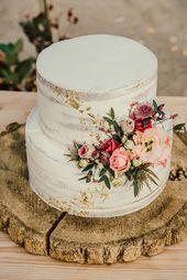 Kostenlose Hochzeitszeremonie in einem Gewächshaus der wahre Braut Hochzeit Blog | #nakedcake …