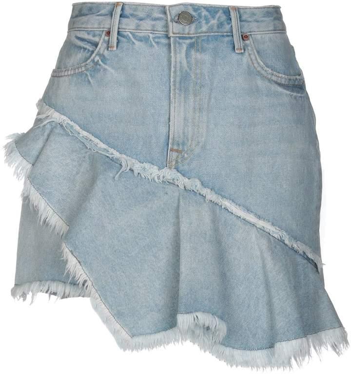 d62d1ab74f GRLFRND Denim skirt - Jeans and Denim in 2019 | Products | Denim ...