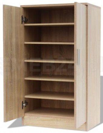 Szafka Na Buty Paris 3d Bialy Tvilum Furniture Home Decor