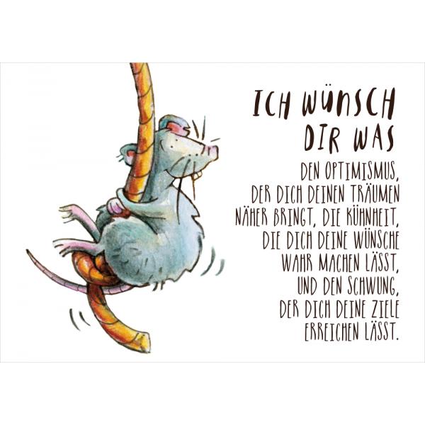 Kleine Wunder Postkarte Großformat 8891/Bild1