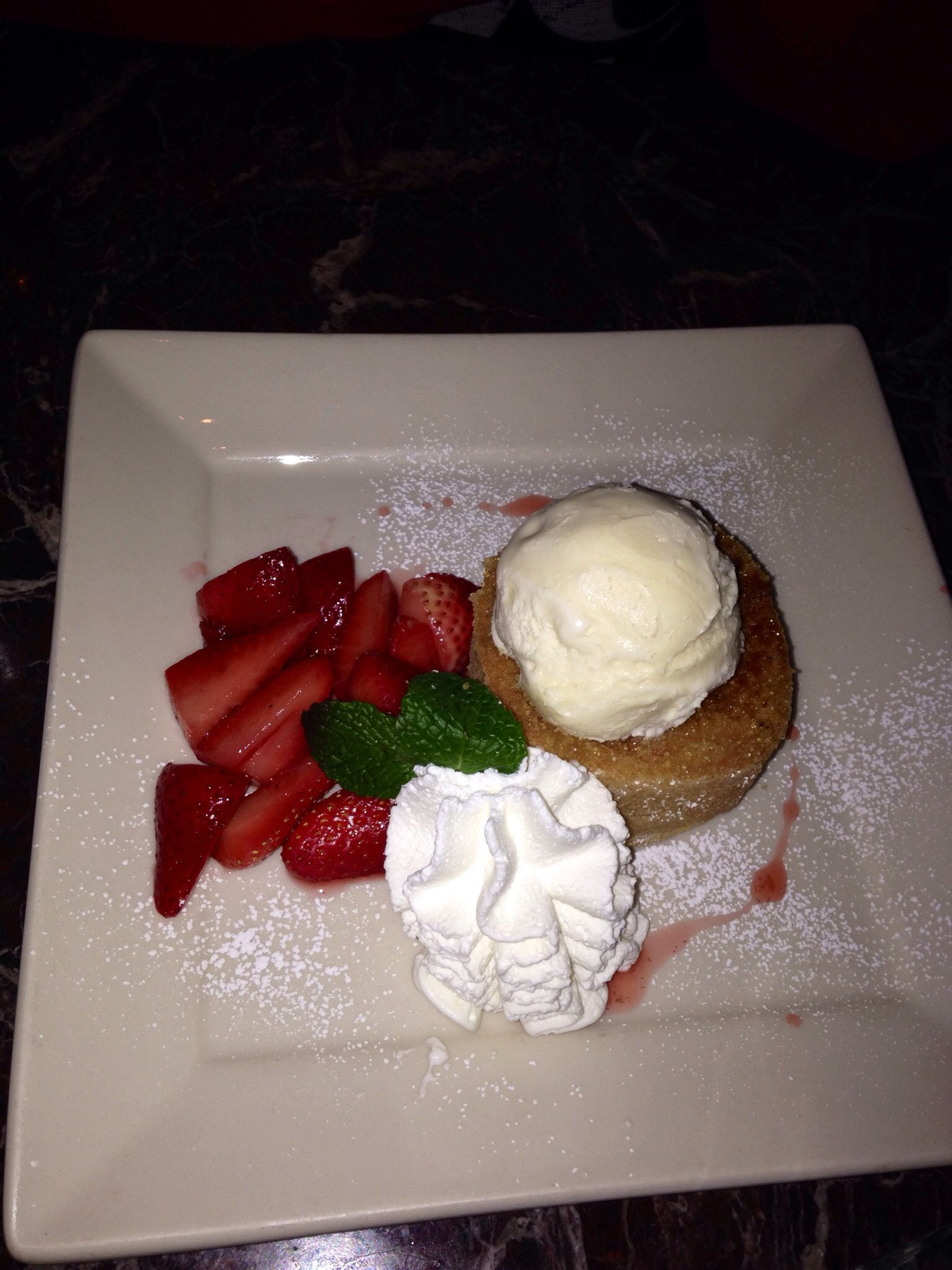 Grand Lux Cafe Butter Cake
