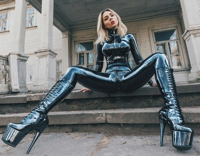Pin On Knee High Boots