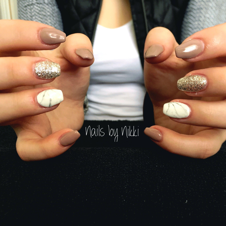 Orly GelFX Country Club Khaki | Halo | White Marble | Nikki\'s Nails ...