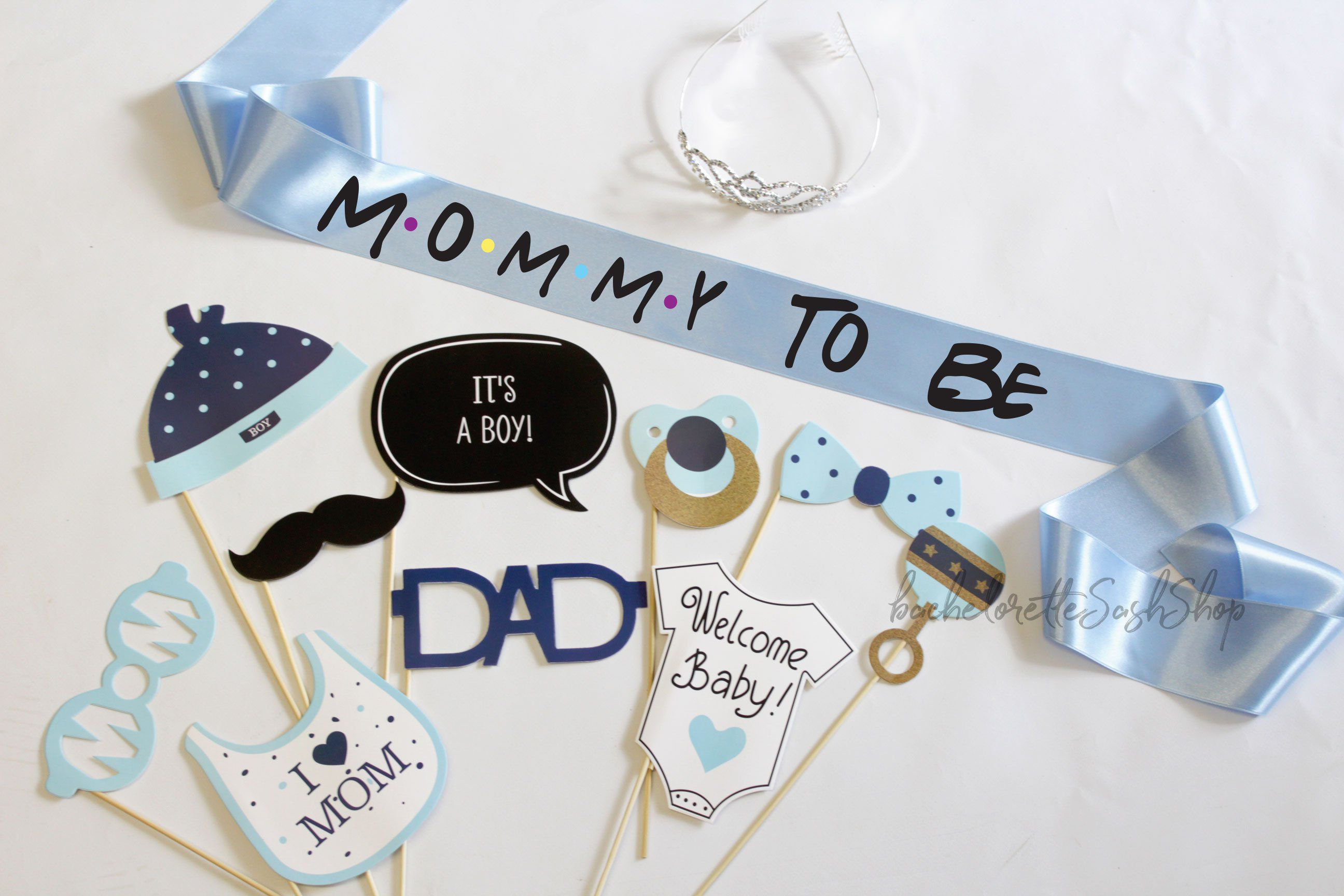 Excited To Share The Latest Addition To My Etsy Shop Mommy To Be Sash Baby Shower Sash Mother Sash Mommy Of A Baby Boy Shower Boy Shower Baby Shower Gifts