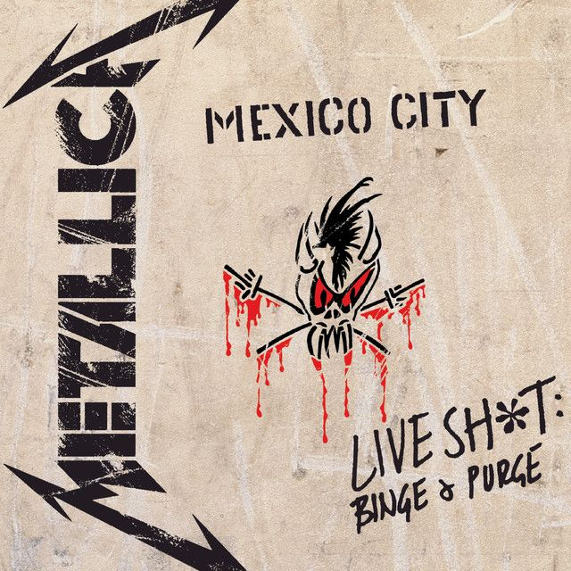 Seek & Destroy (Live in Mexico City), a song by Metallica on Spotify