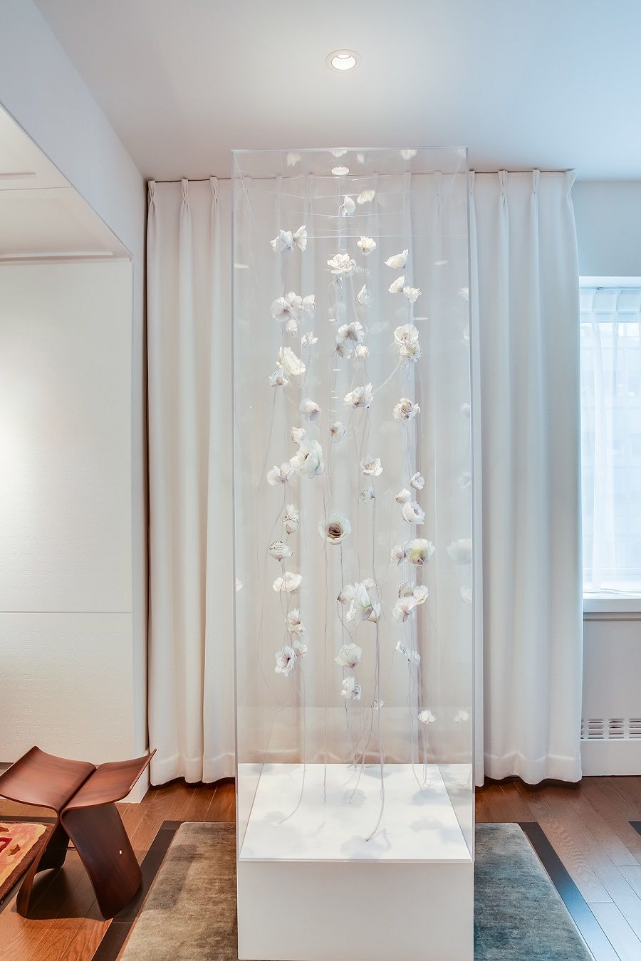 El Hotel Sin Habitaciones De Ikea Salas De Ensue O Mesa Auxiliar  -> Accesorios Para Cortinas Para Sala