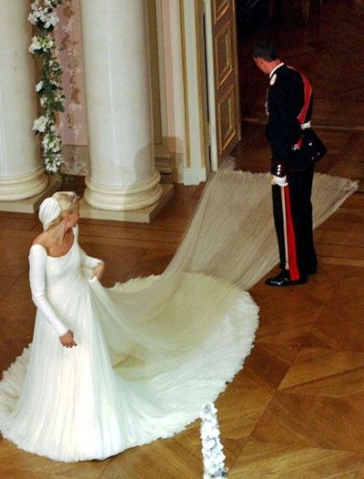 Wedding Princess Mette Marit