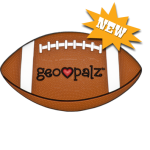 GeoPalz pedometers for the sports lovers! Track those steps on and off the field!
