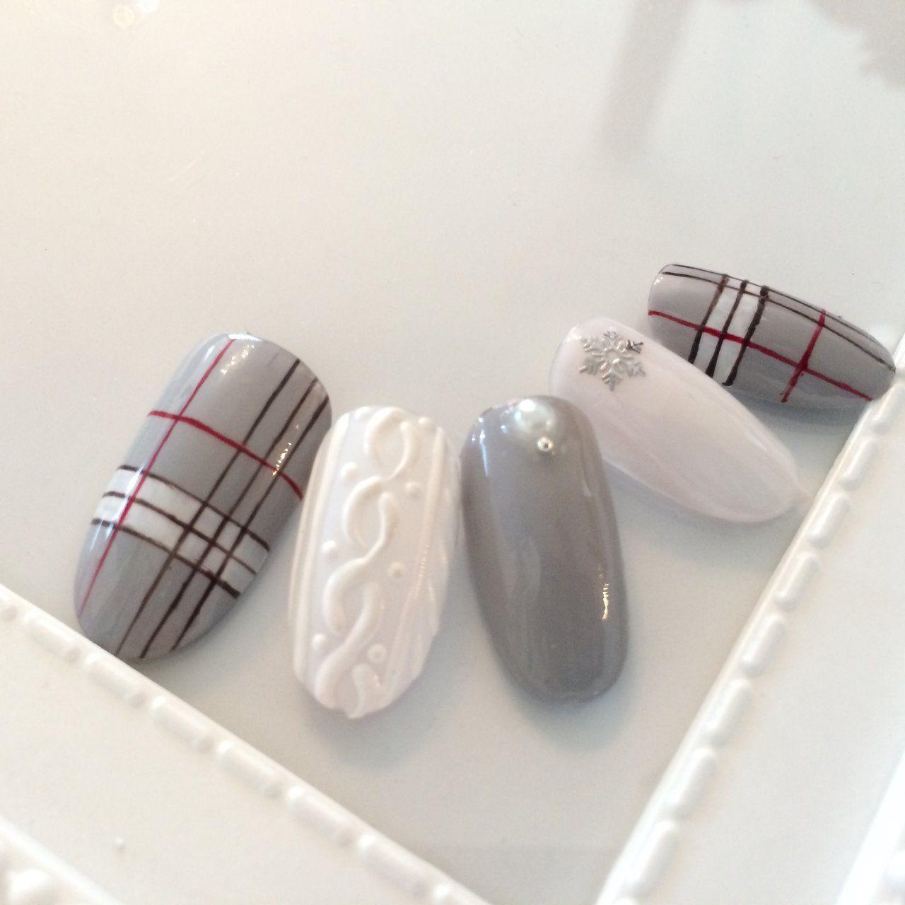 冬/クリスマス/オフィス/デート/ハンド – nail salon PAINT 吉祥寺のネイルデザイン[No.2646513] ネイルブック