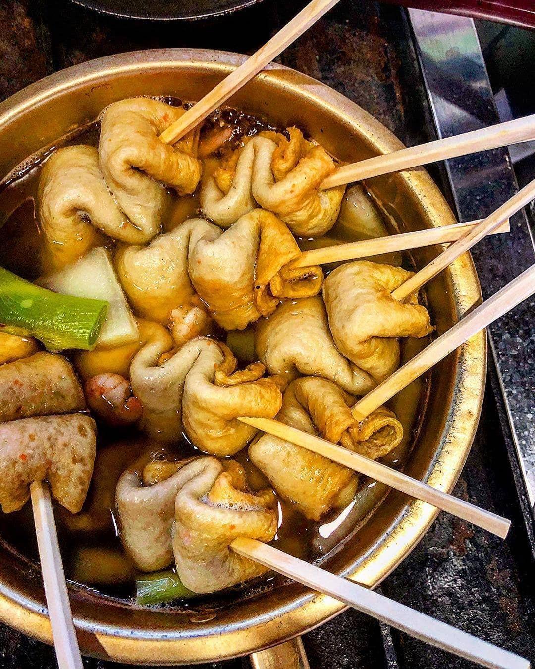 Makanan Korea Korean Food On Instagram Oden Baso Ikan Khas Korea Khas Busan Asli Ga Cuma Mirip Oden Only Makanan Dan Minuman Makanan Korea Makanan