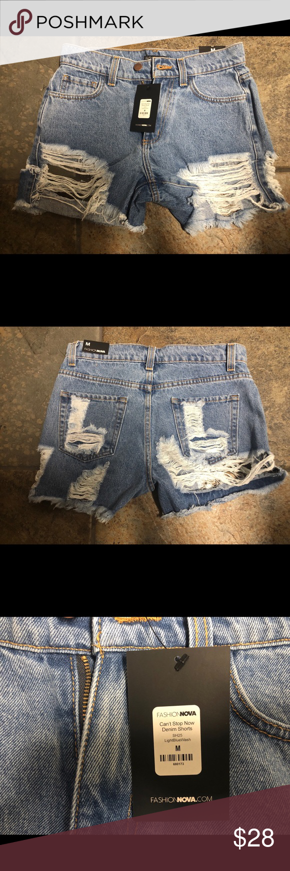 Fashion Nova Ripped Shorts Can T Stop Now Ripped Shorts Fashion Nova Womens Fashion Shopping