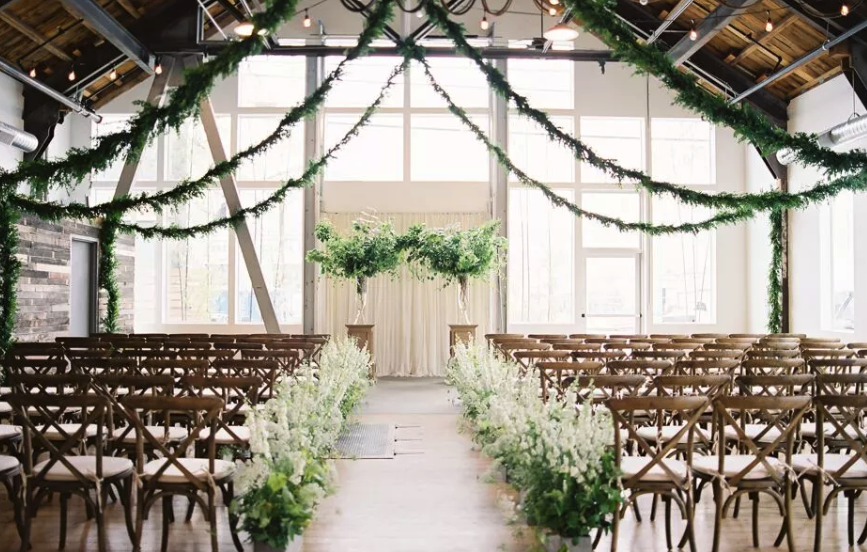 Surrounded By 16 Acres Of Gardens And Offers An Unparalleled Venue In The Heart Of Seattle Cuh Of Seattle Wedding Venues Wedding Flower Trends Seattle Wedding