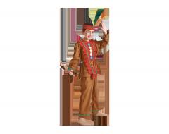 Toyplanet - juguetes online - Disfraz Indio Infantil T.5-7