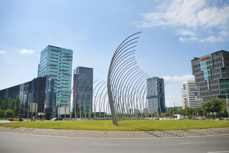 Promoci n de viviendas torre plaza europa en hospitalet for Gimnasio hospitalet