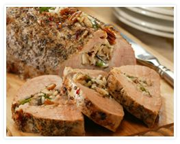 Roasted stuffed pork tenderloin recipes