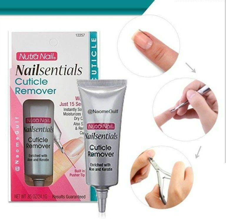 مزيل الجلد الميت من ناتشورال يقوم هذا المنتج الفعال بتنعيم وإزالة الجلد الجاف والخشن حول الأظافر في خلال 15 ثان Skin Care Mask Cuticle Remover Skin Care