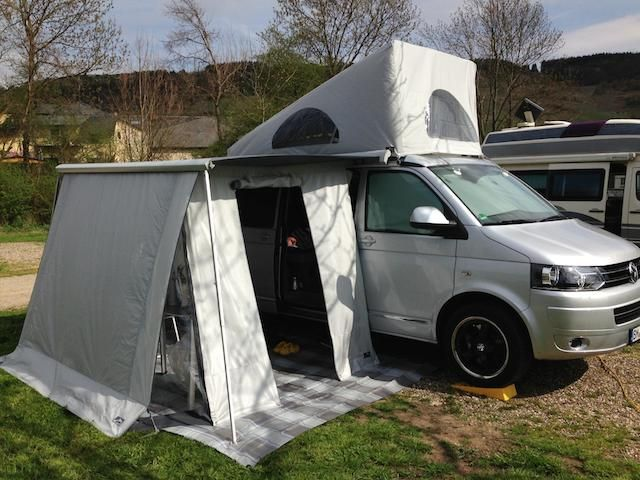Awning Tent For T5 California Vorzelt Vw Bus