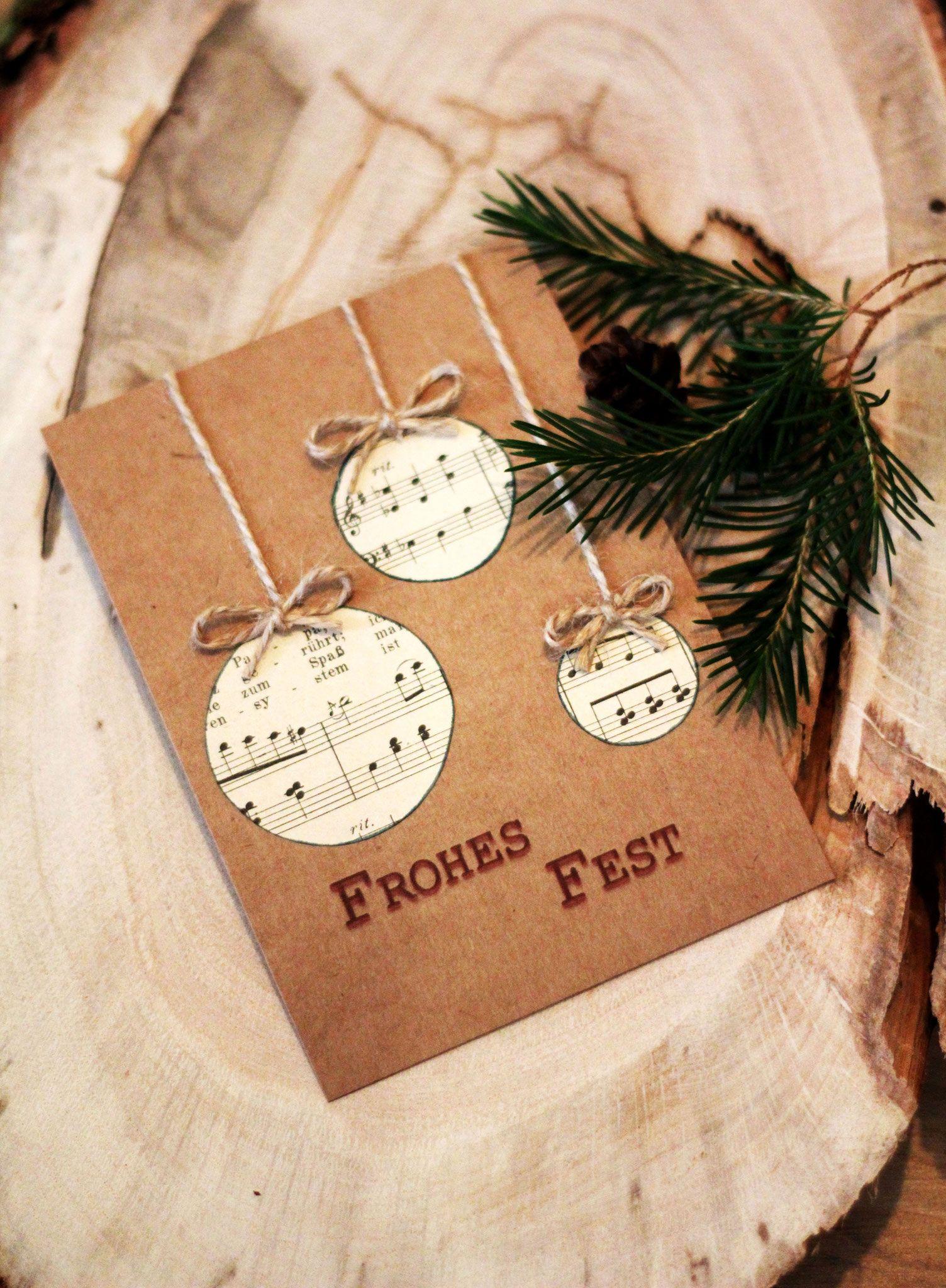 Geschenke und Dekoration - Papier Atelier #hobbys