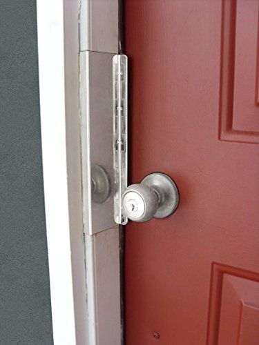 Safe N Secure Jamb Plate Door Security Stop Criminals
