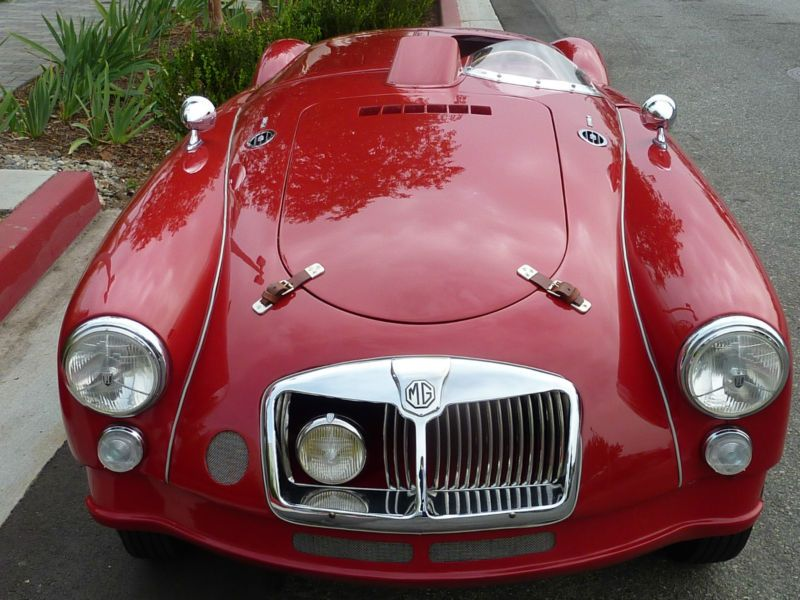 Mg Mga Roadster In Mg Ebay Motors Classic Sports Cars Car Racer British Sports Cars