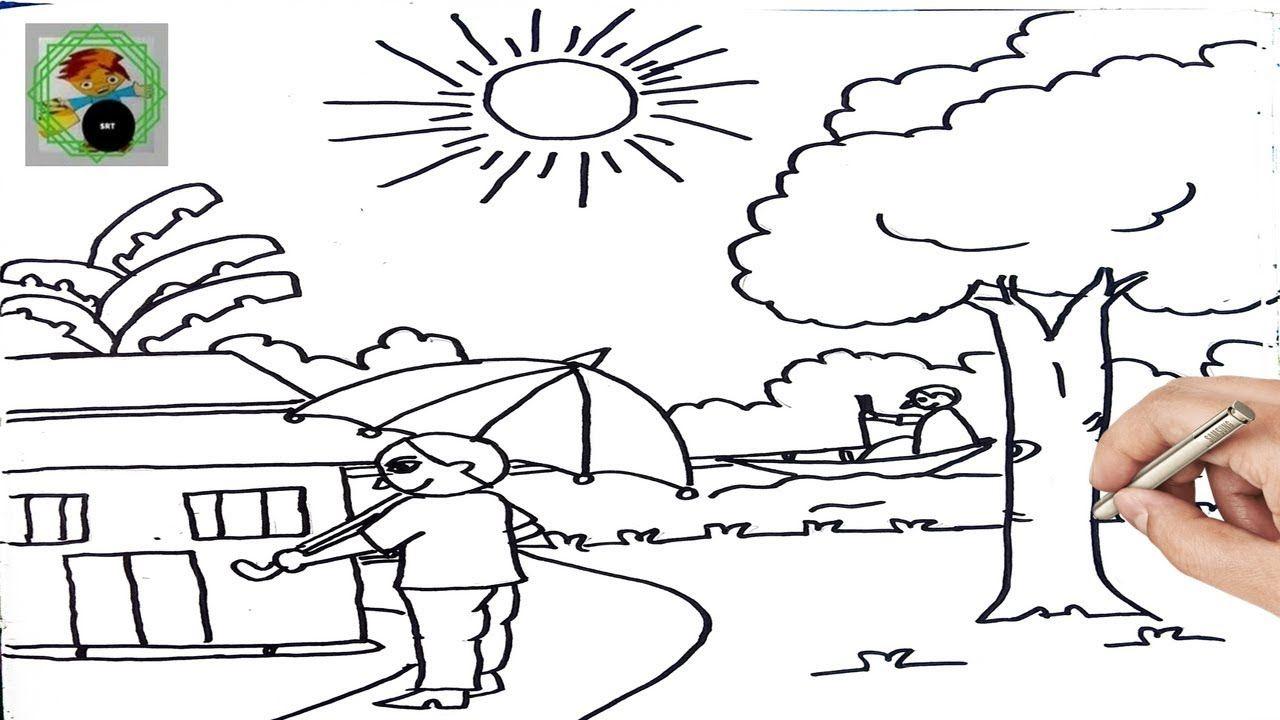 bfec7ff4f7e48cfacf2be0b808473956 » Summer Season Drawing