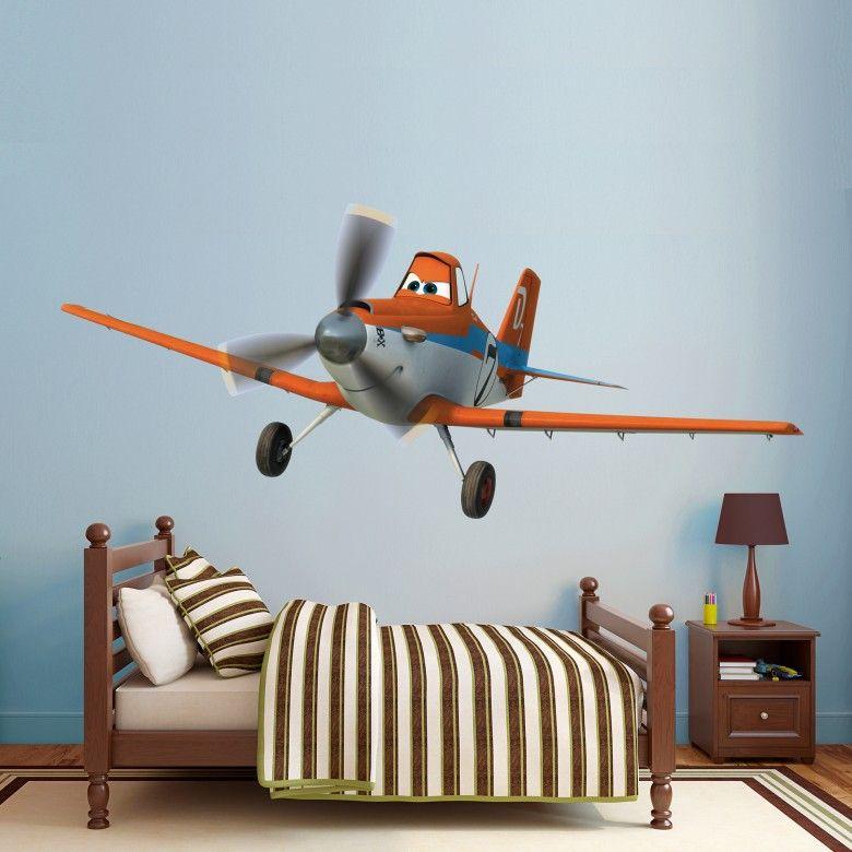 Muurstickers Planes