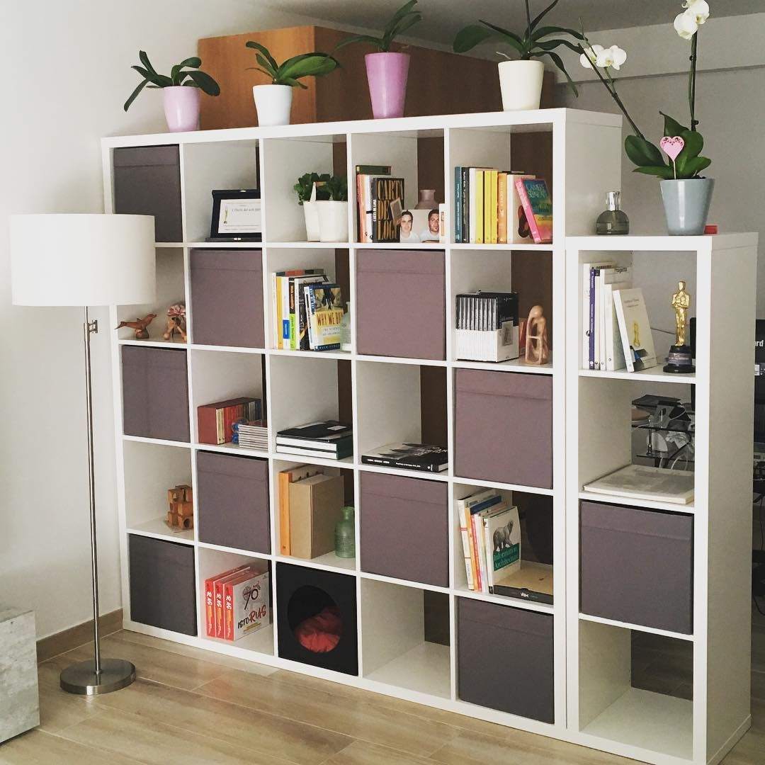 Ikea S Modular Kallax Shelving Units Are Famous For Their