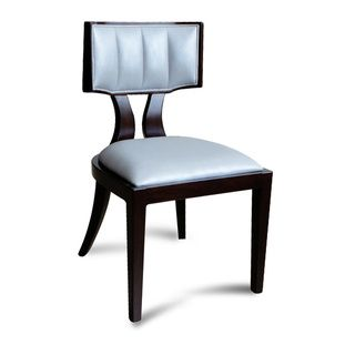 Zeus Leather Dining Chairs Set Of 2 Give