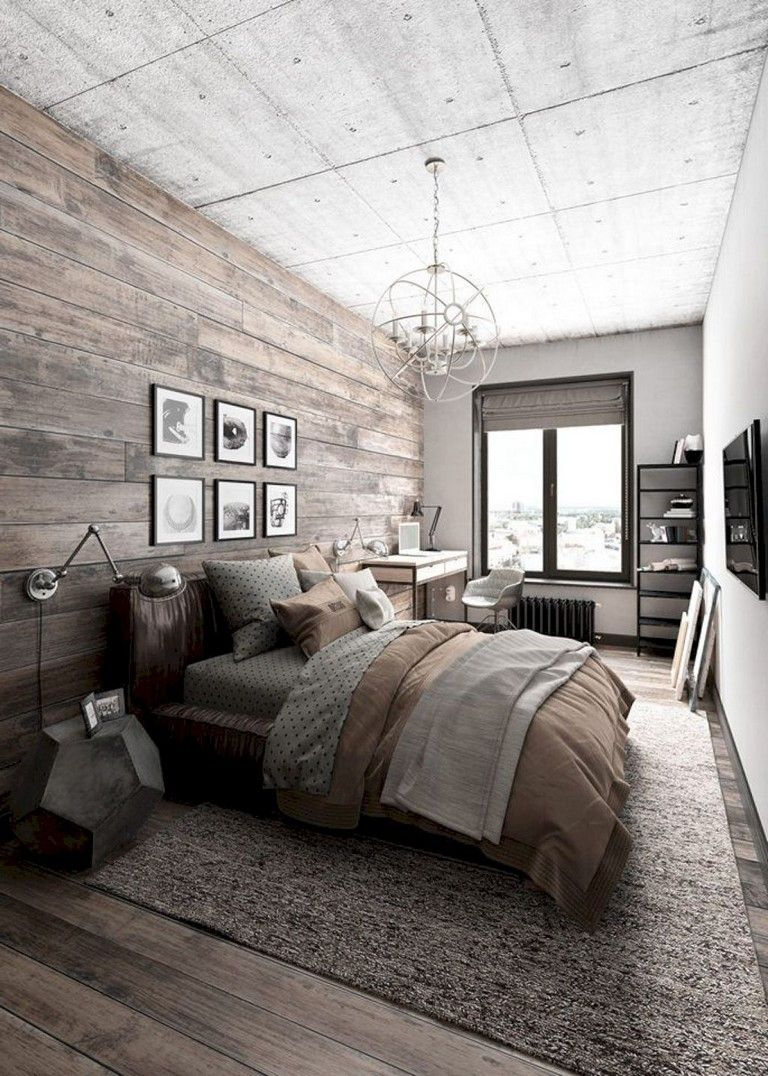 60 Lovely Apartment Bedroom Ideas Bedroomdecor Bedroomideas Bedroomdecoratingideas Rustic Master Bedroom Remodel Bedroom Modern Farmhouse Bedroom