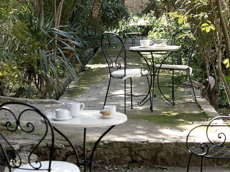 Terraza restaurant silla de forja modelo cordoba www - Forja en cordoba ...