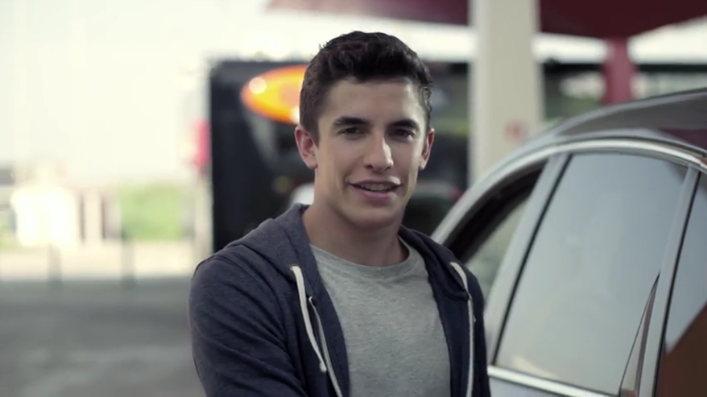 Repsol Commercial With Marc Marquez (VIDEO)
