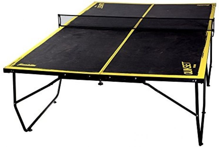 franklin sports 54059 quikset table tennis table | ping pong table