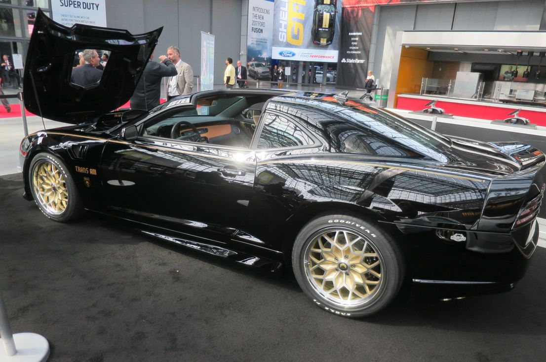 2016 Bandit Edition by Trans Am Worldwide | Auto-Crazed: GM | Pinterest