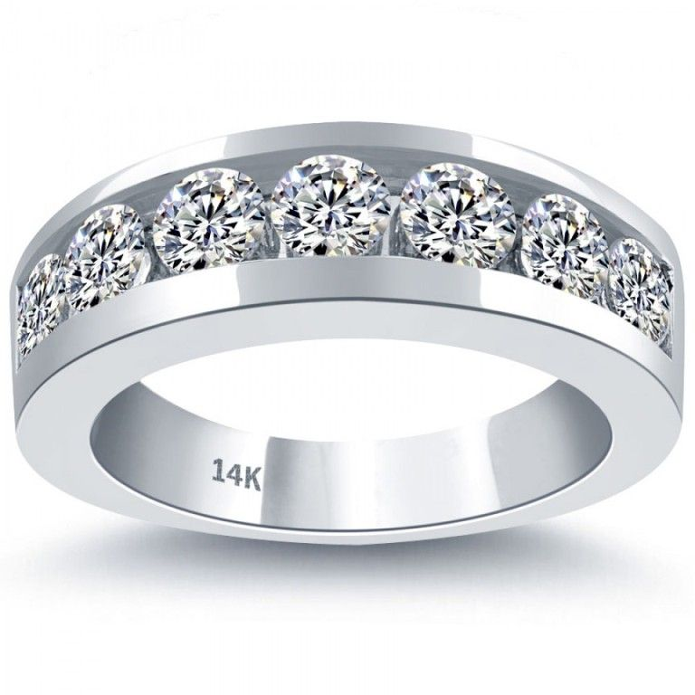 Top 10 Most Expensive Wedding Bands For Men Jewelry Trends