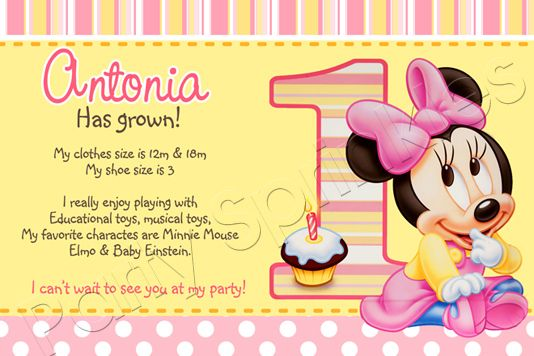 Baby minnie mouse insert card baby minnie mouse matching insert card baby minnie mouse insert card baby minnie mouse matching insert card birthday insert card bookmarktalkfo Image collections