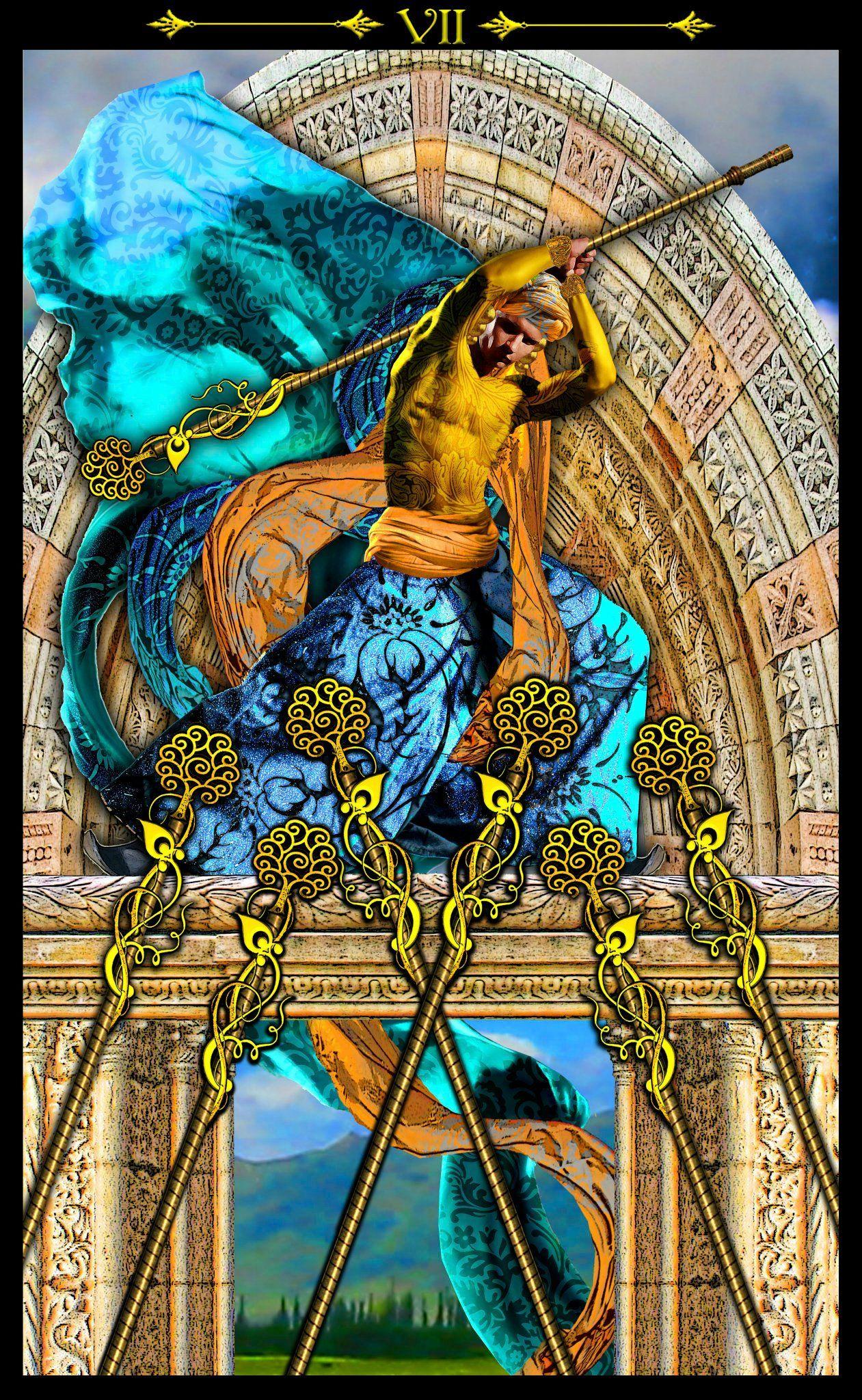Resultado de imagem para 7 de paus illuminati