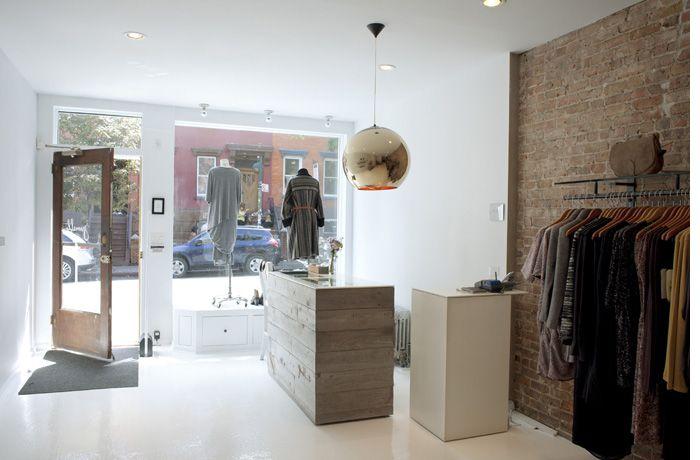 Limited Budget Boutique Interior Design Idea